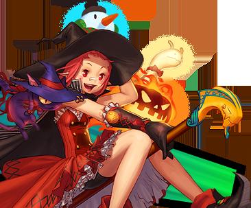 Witch Dfo World Wiki