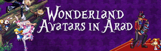Wonderland Avatars Package